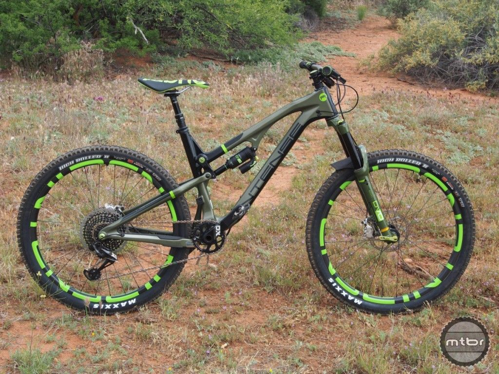 Intense Recluse Dvo Limited Edition Rolls Out In 2020 Mountain