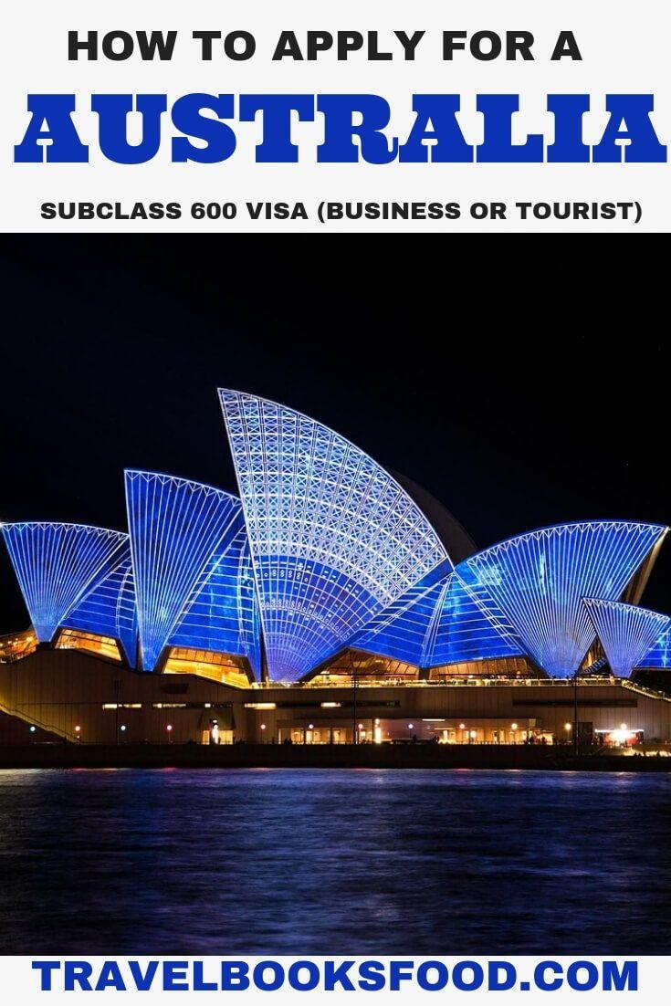 Australia Visa for Indians (Tourist or Business Visa
