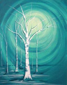 paint nite ideas copyright free - Google Search   Art