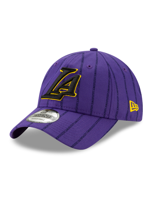 93ce51b8d6c514 Los Angeles Lakers City Edition 9TWENTY Adjustable Cap – Lakers Store