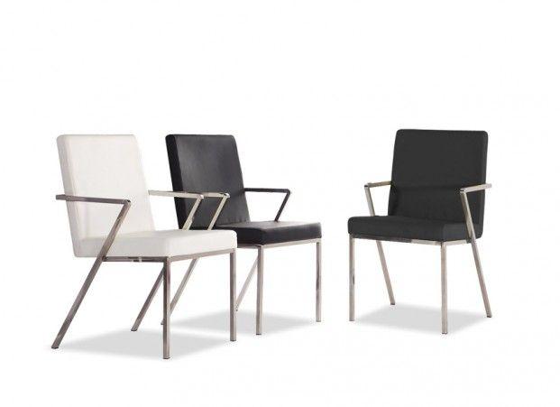 Mobilier maison chaises salle a manger moderne pas