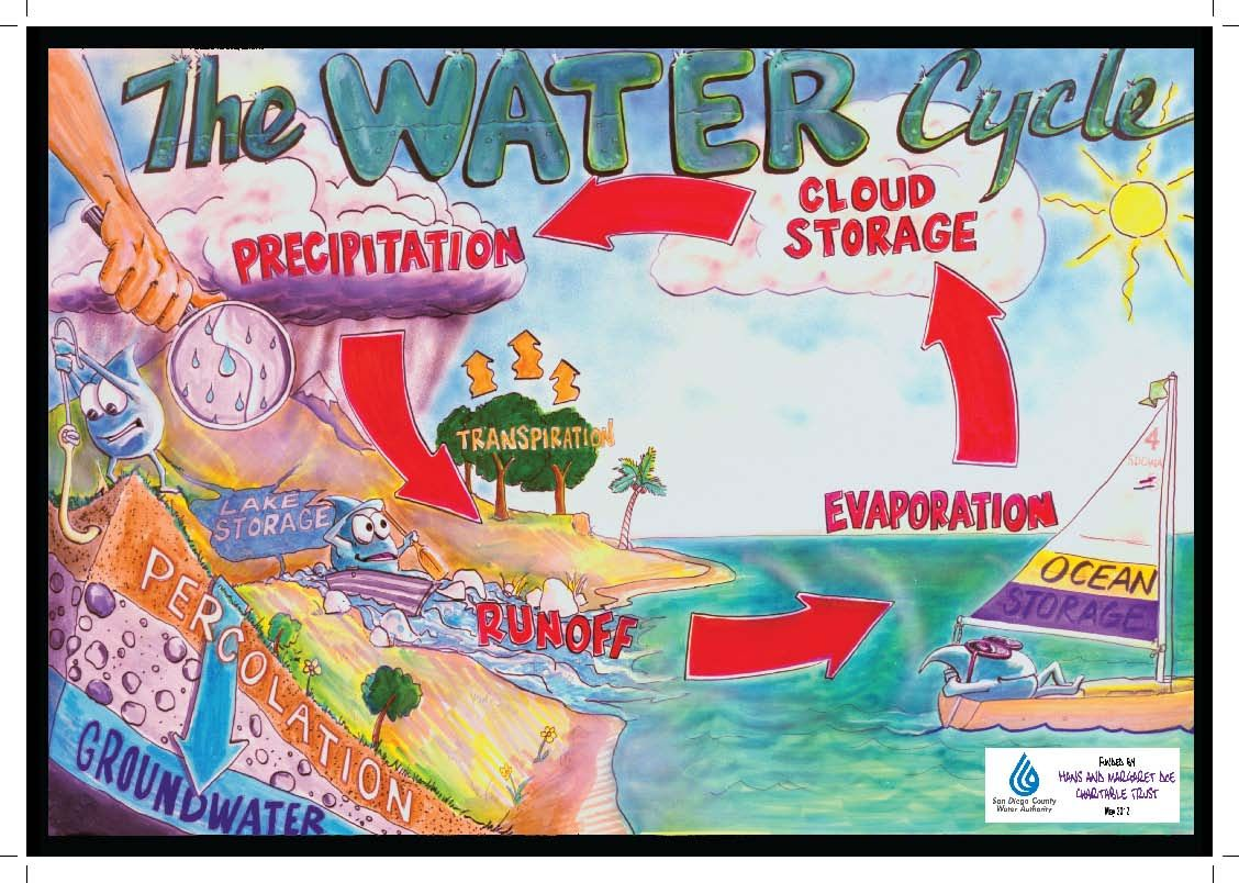 348 best images about Water Cycle ♥ Projects & Ideas for Kids on ...
