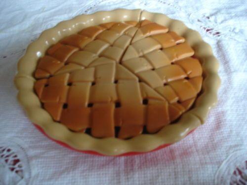 Vintage Fisher Price Pie Play Food Ebay