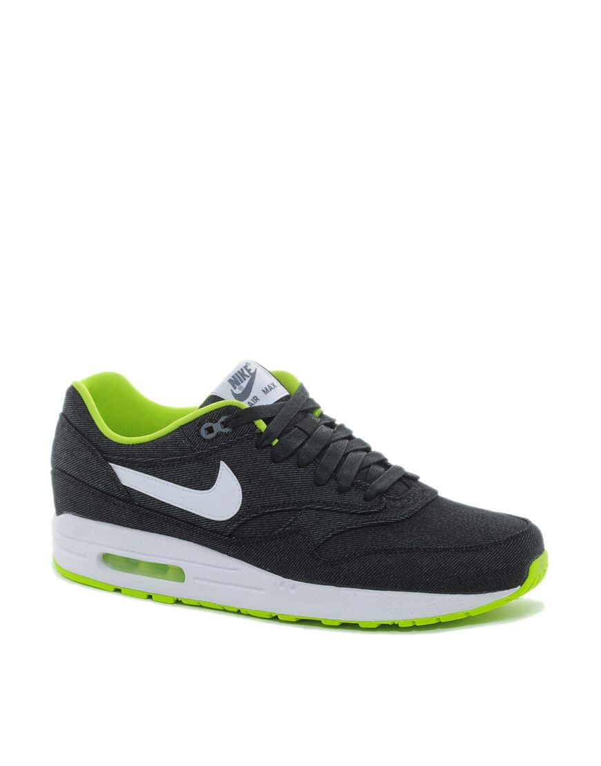 sports shoes fb3ee 72fff Nike Air Max 1 Denim