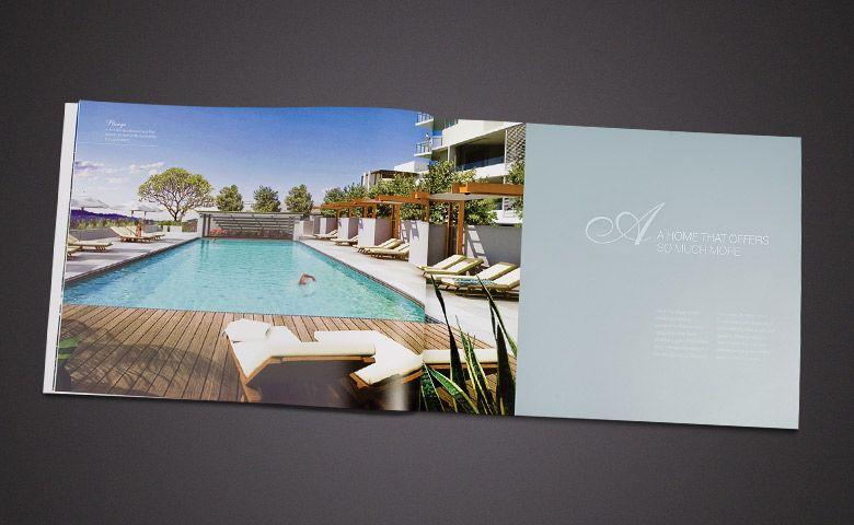 Master Plan Property Development Brochure Boulevard Mussi - property brochure