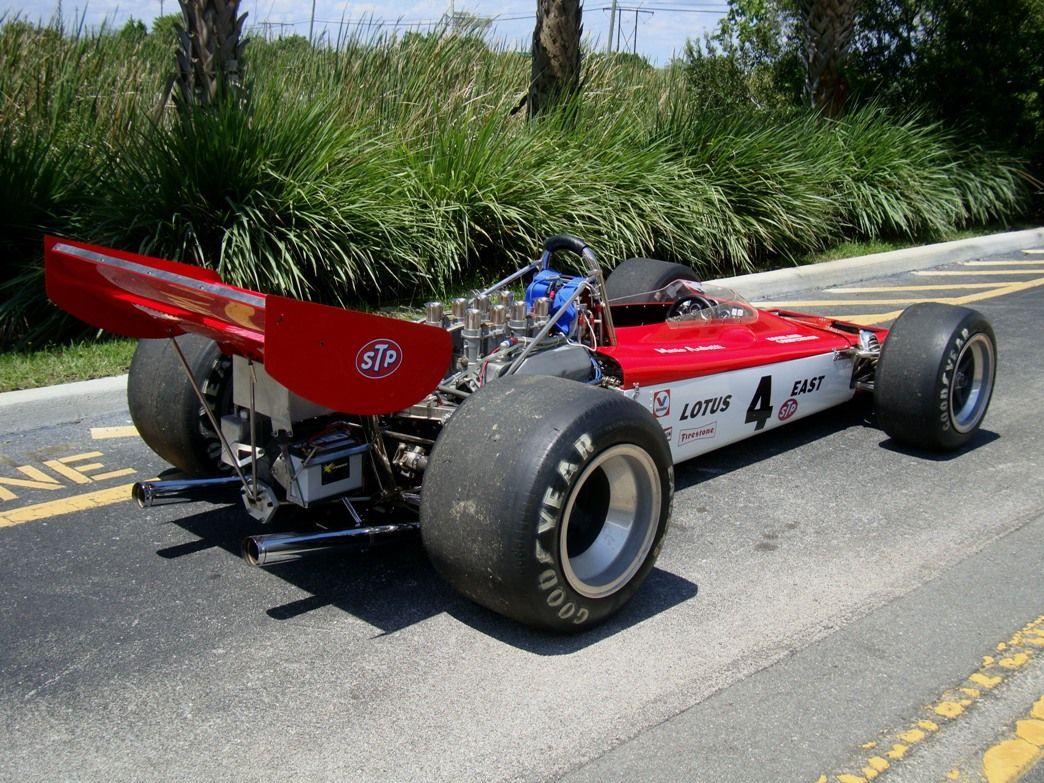 1969 LOTUS 70 FORMULA 5000 | Racing | Indy cars, Lotus car ...