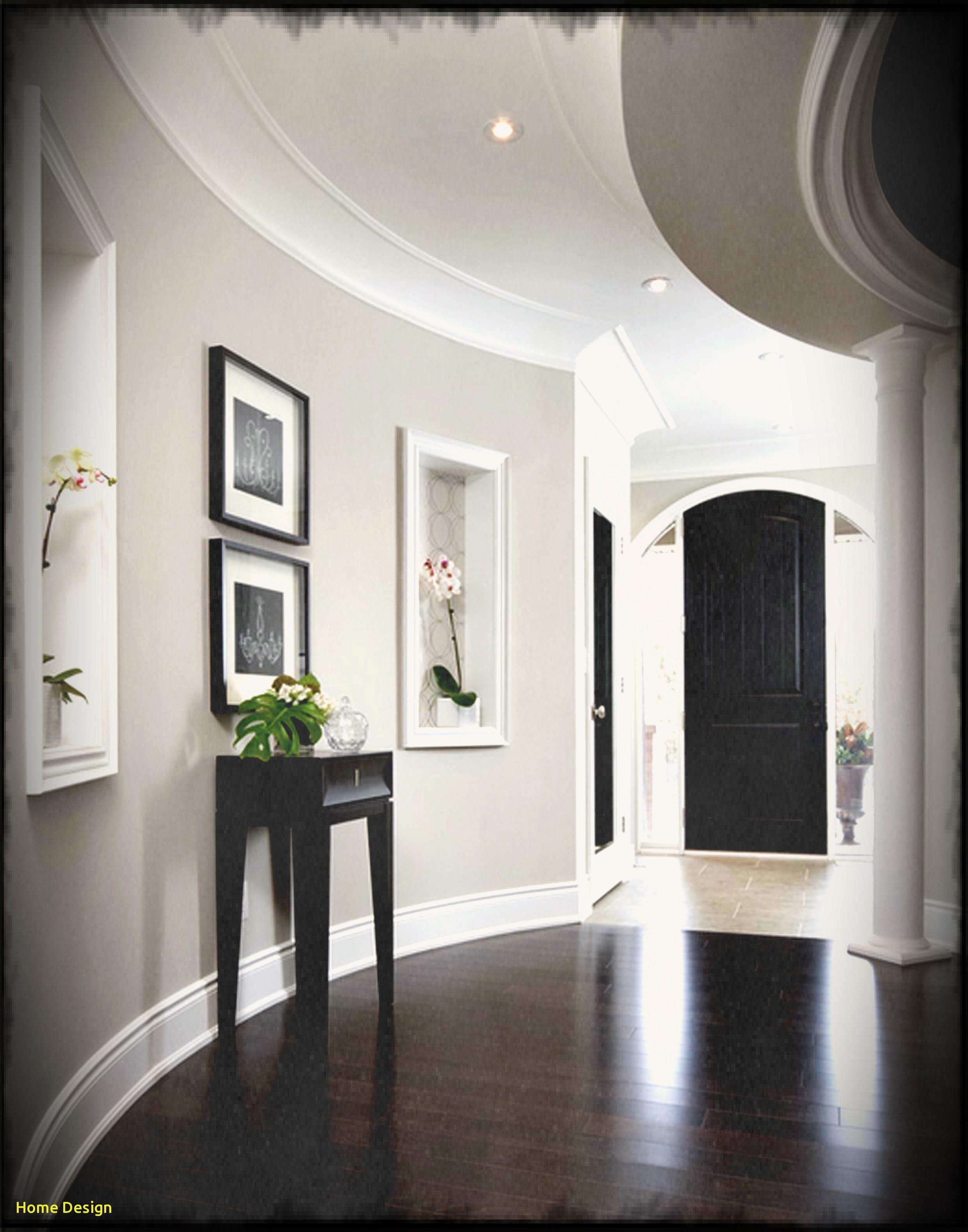 Elegant Dark Floors White Trim Homedesign Homedecor Hom