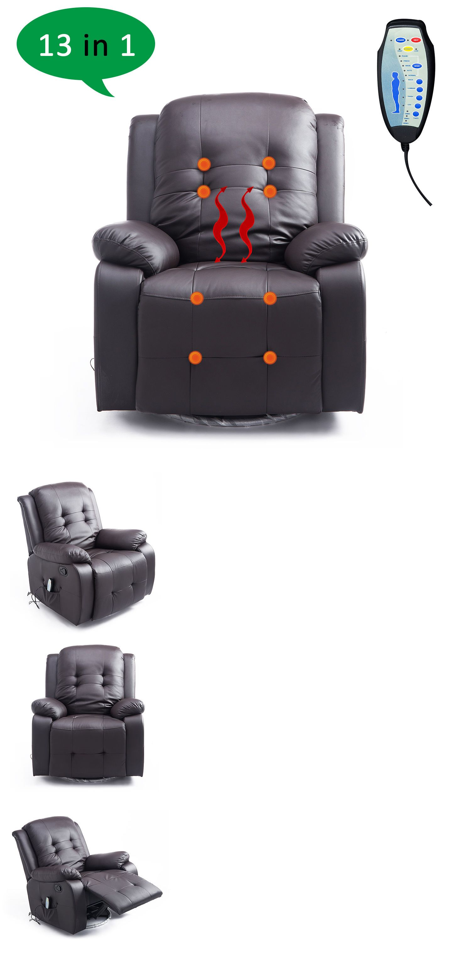 Electric Massage Chairs Hom Massage Sofa Recliner Rocking