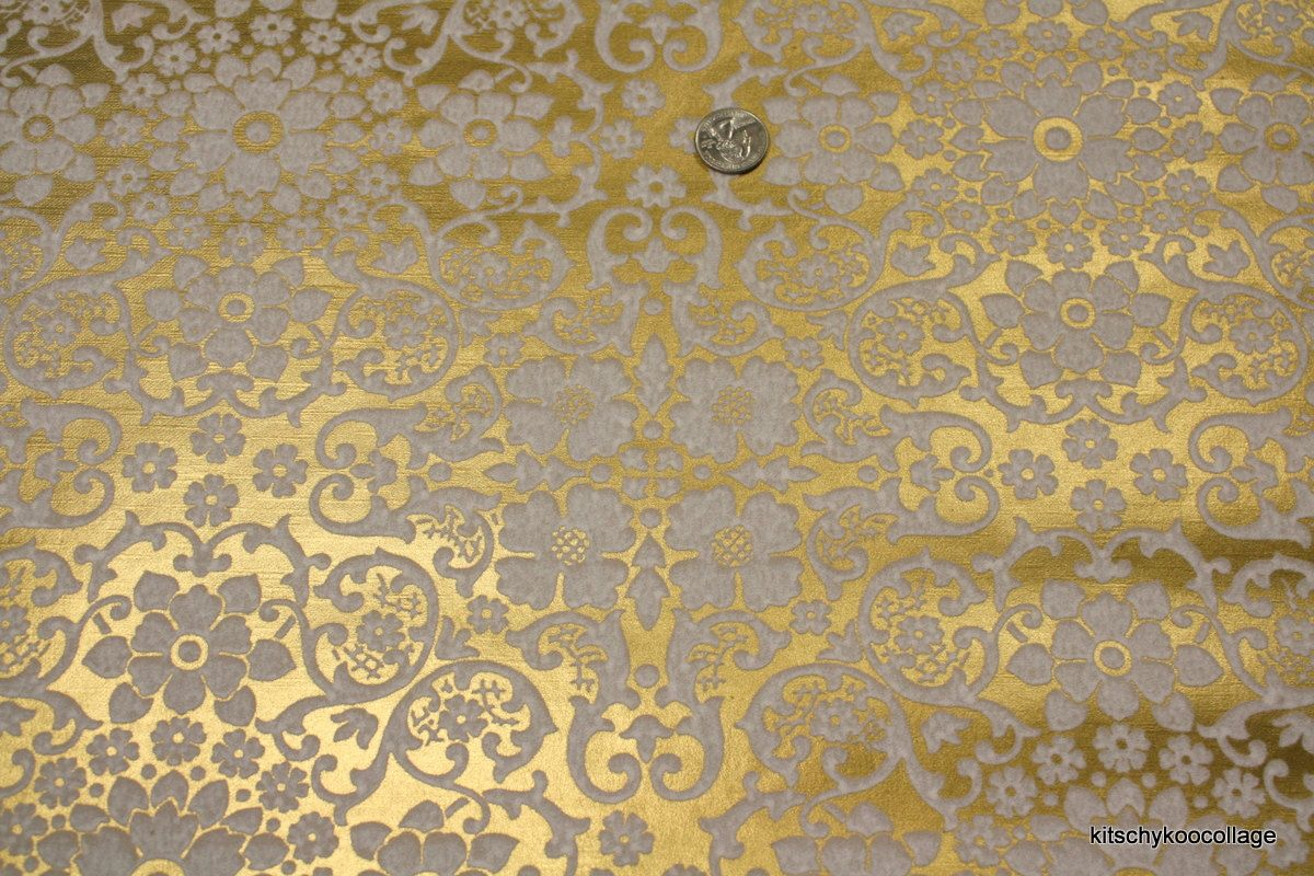 Metallic gold wallpaper wallpaper pinterest gold for Gold wallpaper for walls