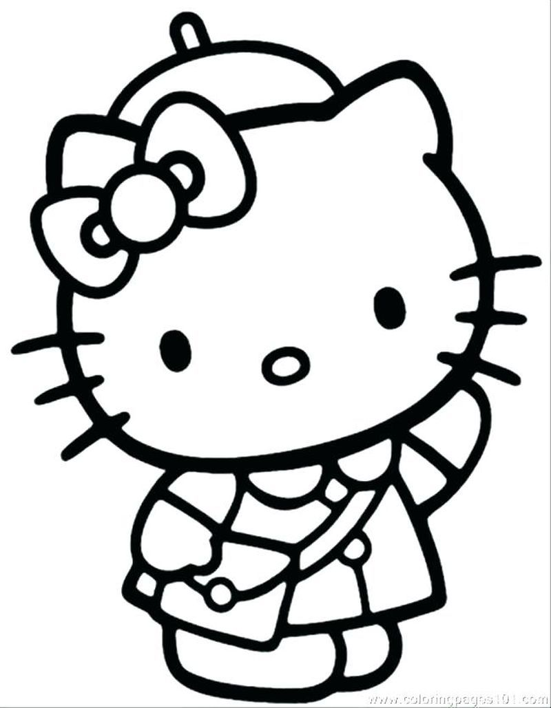 Hello Kitty Princess Coloring Pages Kitty Coloring Hello Kitty Coloring Hello Kitty Colouring Pages