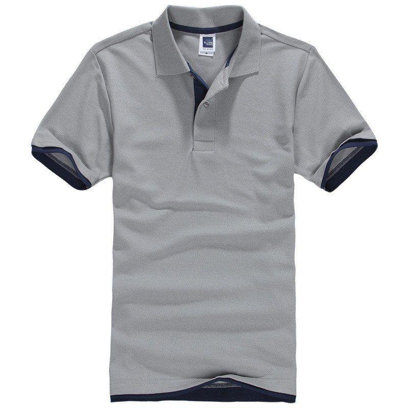 New 2016 Men's Brand Polo Shirt For Men Designer Polos Men Cotton ...