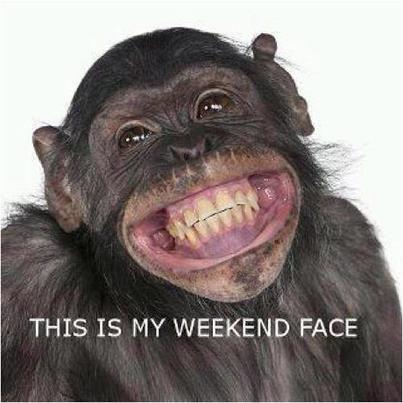 weekend face
