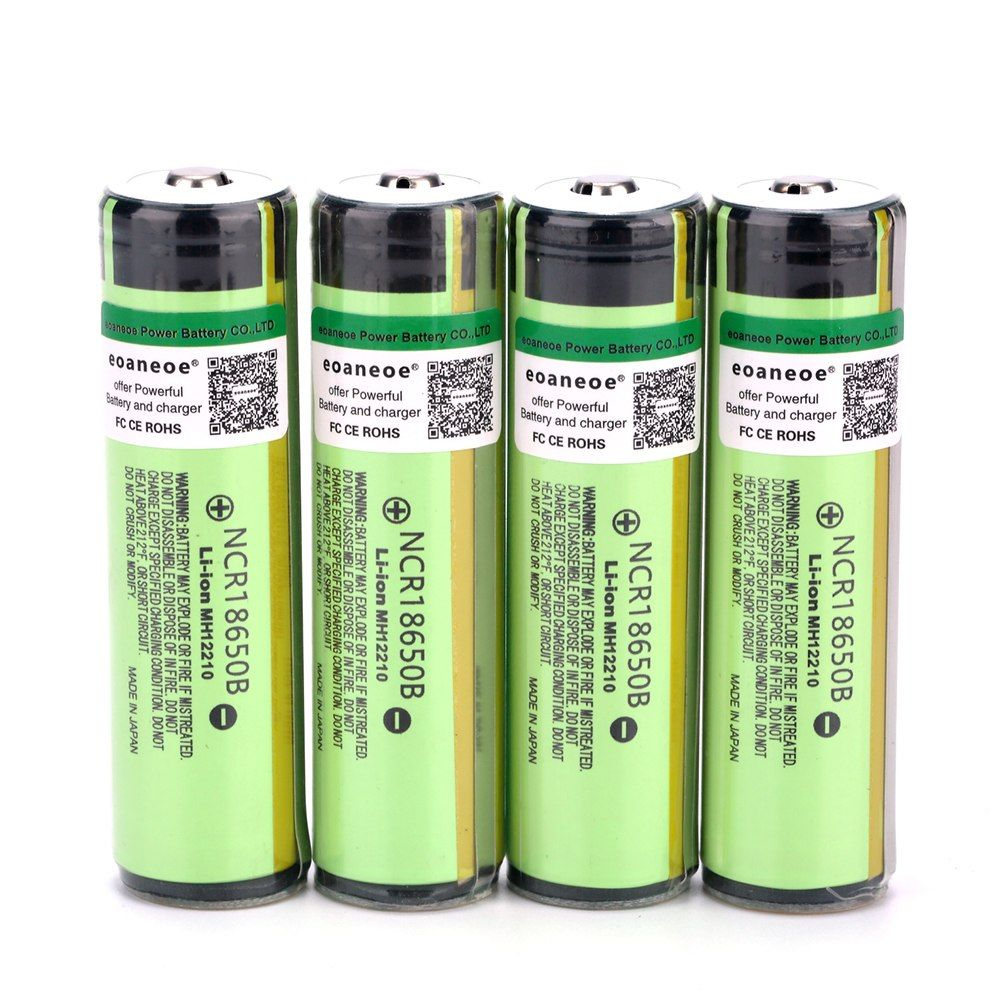 Universe Of Goods Buy Original 3 7v 3400mah 18650 Battery Ncr18650b Rechargeable Battery Li Ion Batteries For Cool Things To Buy Best Rechargeable Batteries