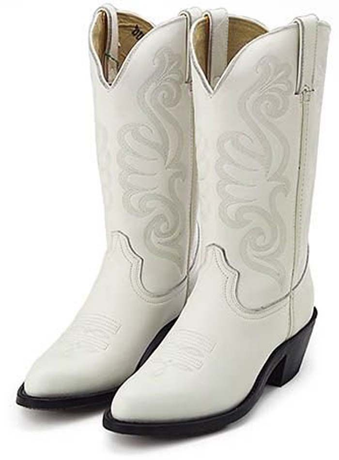 1d28221f9623 Western Wedding Shoes Boot Leather 2011(You know you want  em ...
