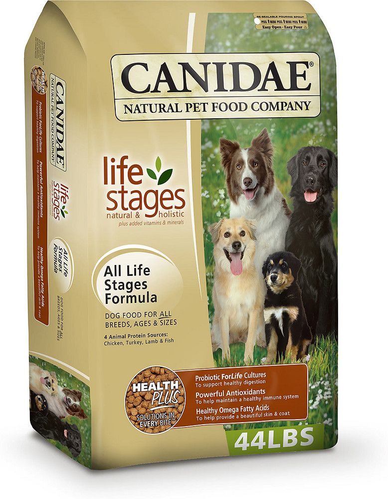 Wyatt Carly Canidae Life Stages All Life Stages Formula Dry