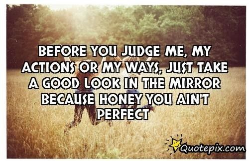 Awesome Look In The Mirror Quotes Look In The Mirror Because