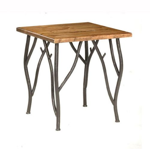 Rod Iron Table Legs Wrought Home Design Ideas