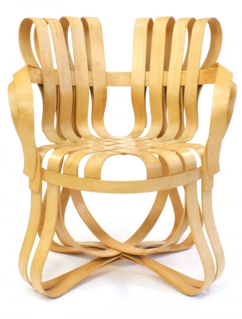 Charmant Gehry Cross Check Chair By Frank Gehry Manufactured By Knoll $2399