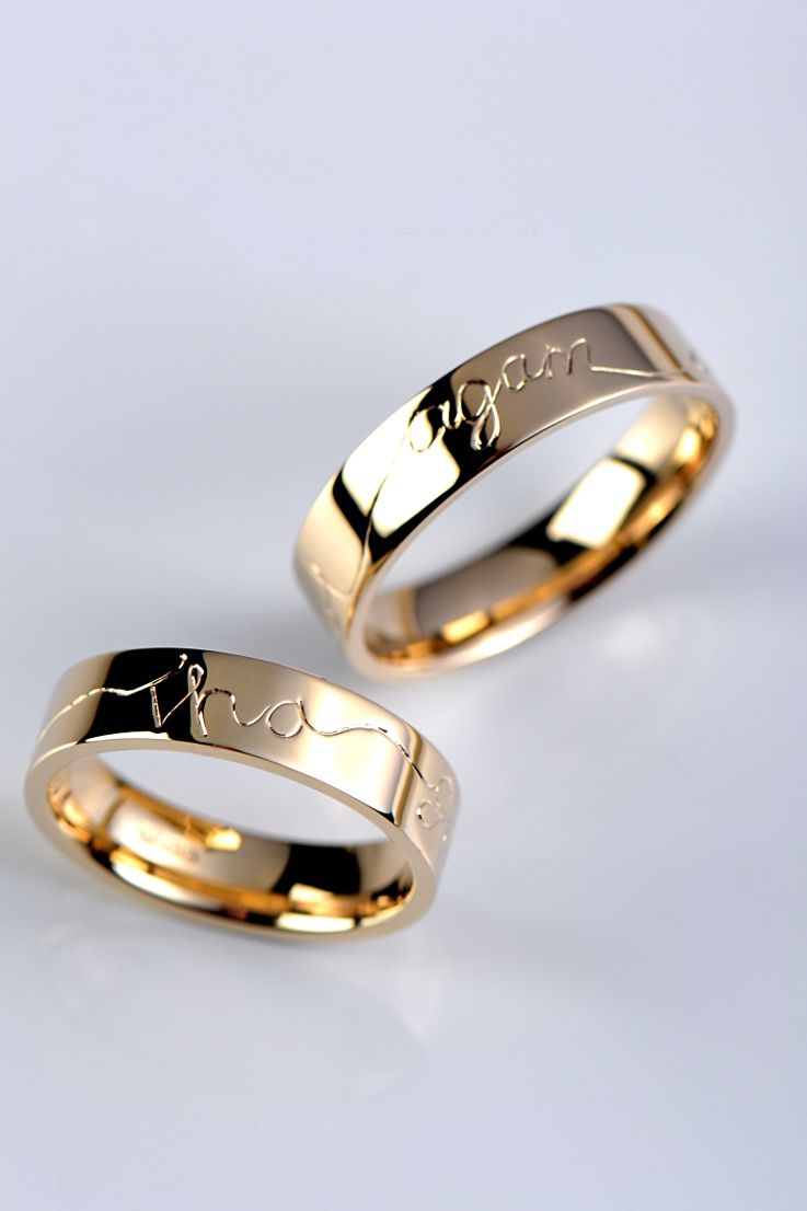 Rose Gold Wedding Ring 4mm Wide Wedding Ring Designs In