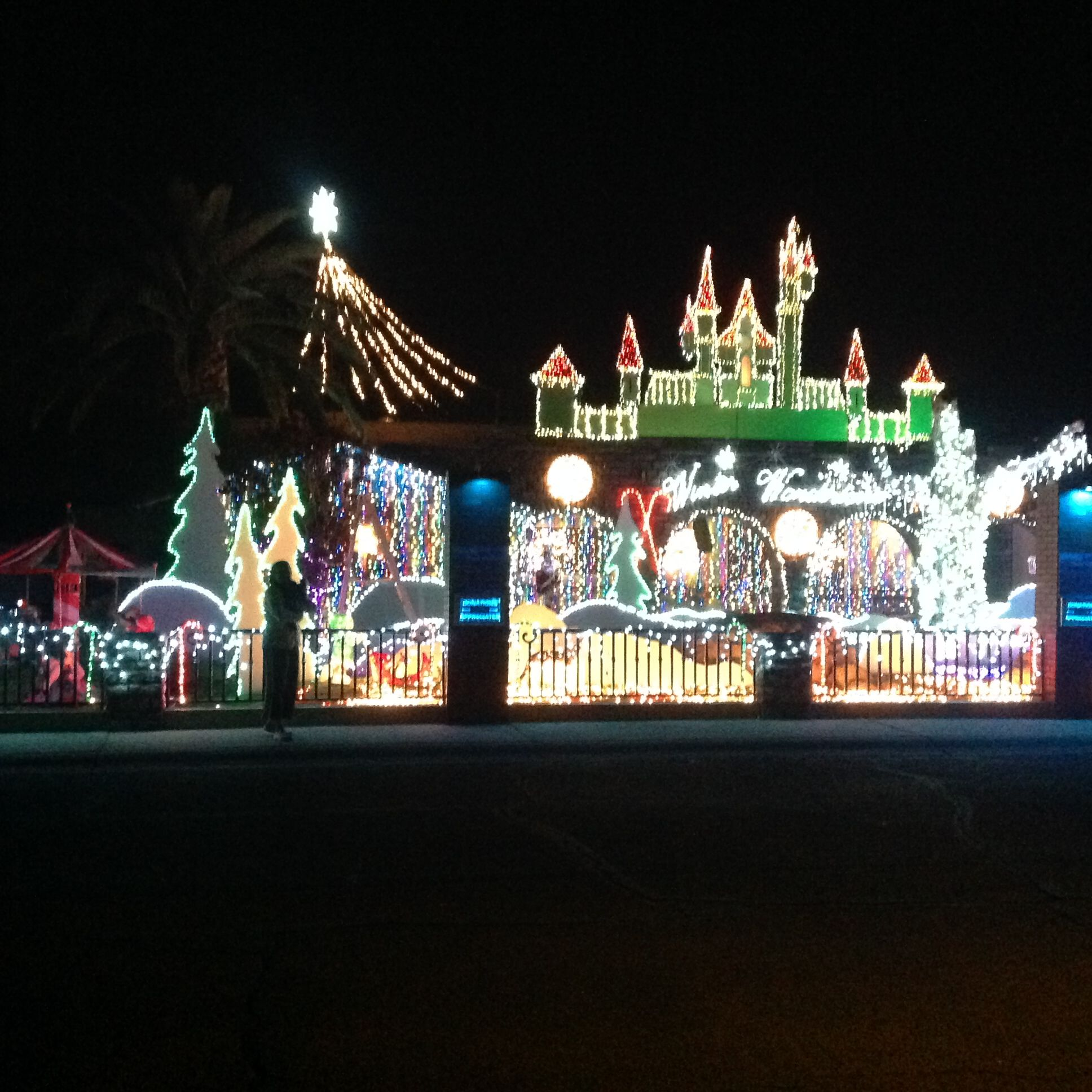 Christmas House Phoenix 2012 Christmas Lights Christmas Light Displays Large Holiday Homes