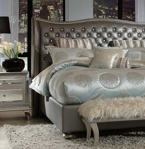 Jane Seymour Collaboration | Michael Amini Furniture Designs | amini ...