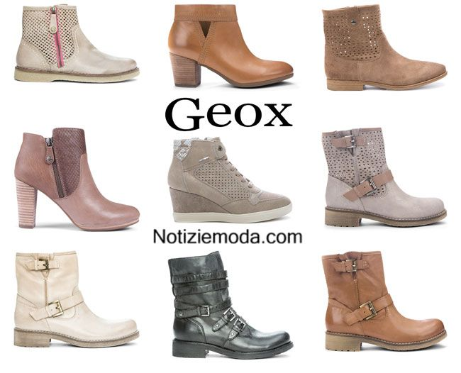 Boots Geox calzature estate 2015 | travel light ropa para