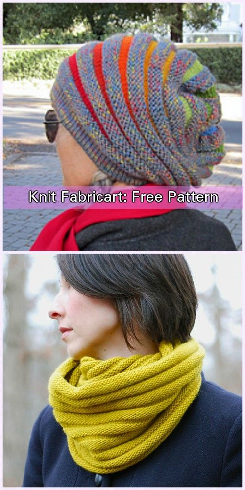Knit Wurm Beanie Hat Free Patterns | Slouchy beanie hats, Free ...