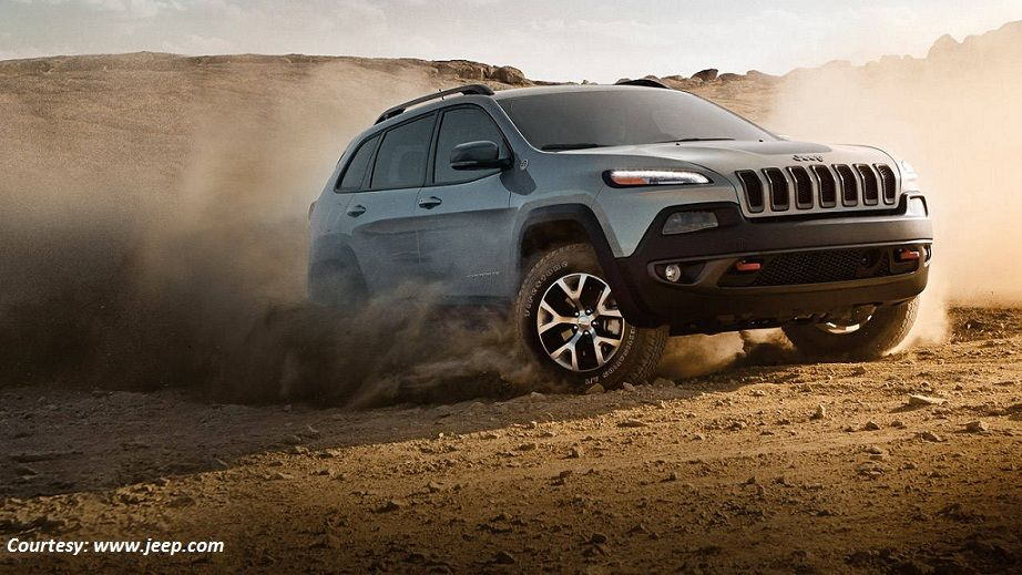 Jeep Cherokee Trailhawk 2016 The Trail Rated Cherokee