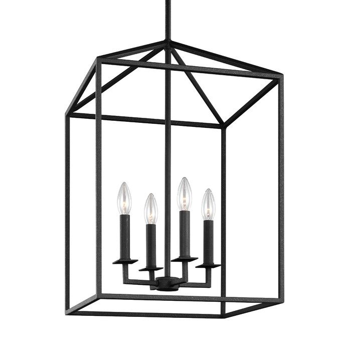 You'll love the Perryton 4 Light Foyer Pendant at Wayfair - Great Deals on all Home Improvement products with Free Shipping on most stuff, even the big stuff.