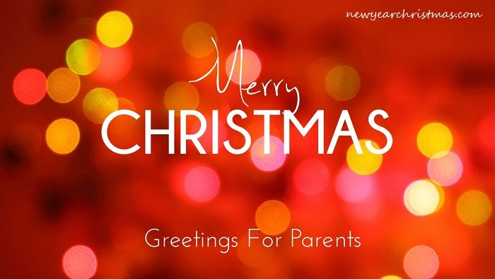Merry Christmas Wishes For Family  Happy New Year    Merry