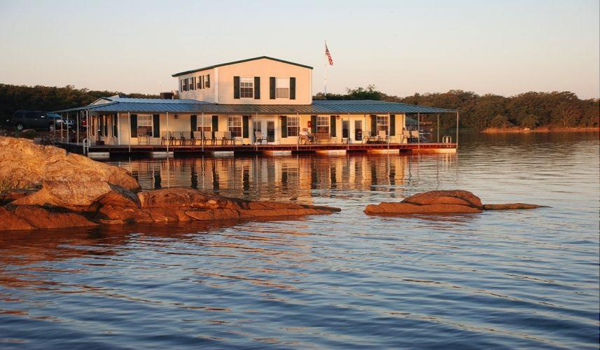 Lake murray floating cabins inspirations lake murray