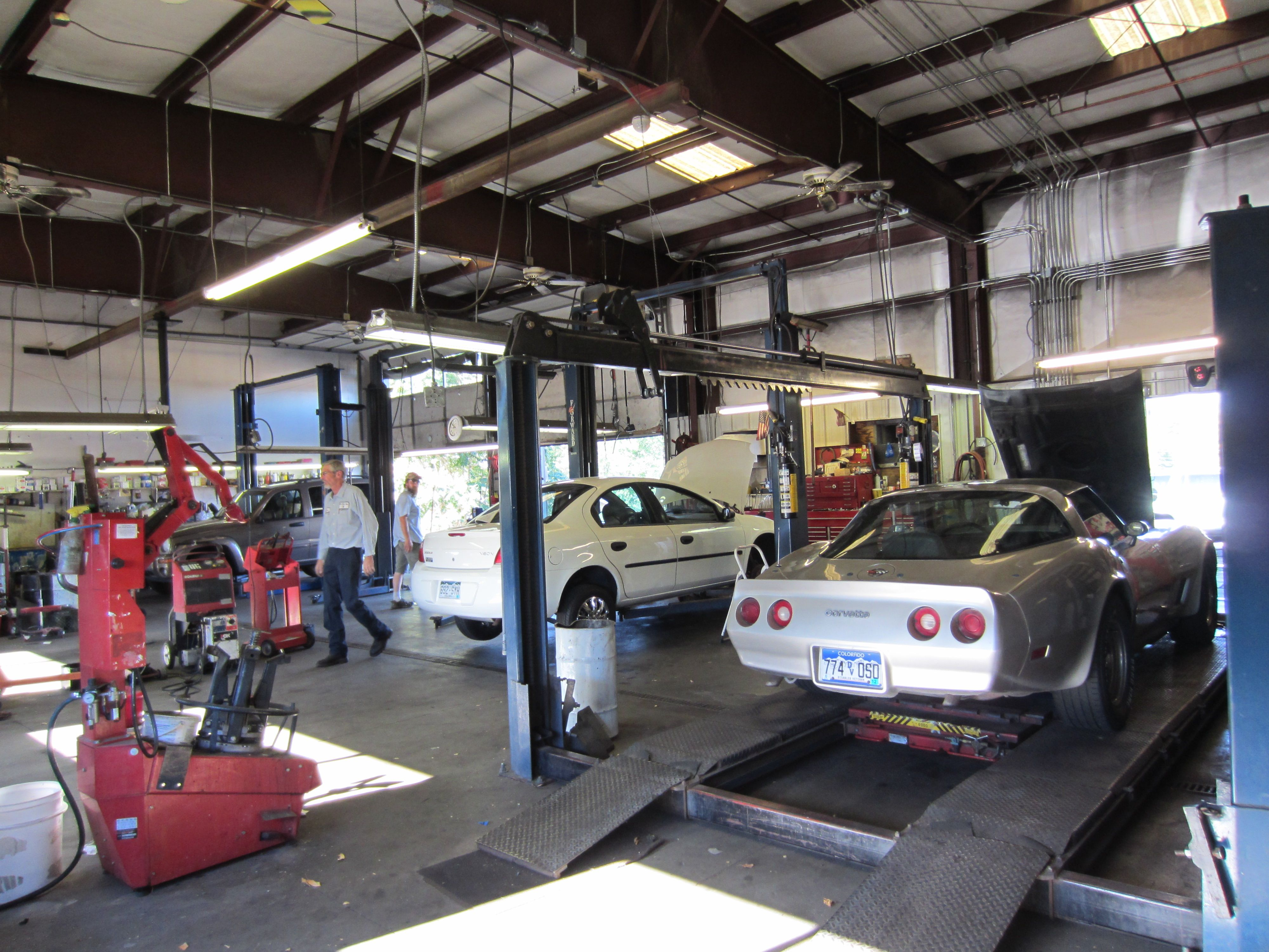 Looking for a repair shop in your area? Check our listings