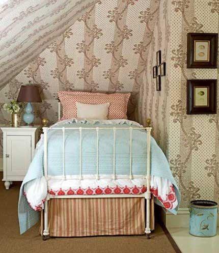 Attic Rooms Cute Small E