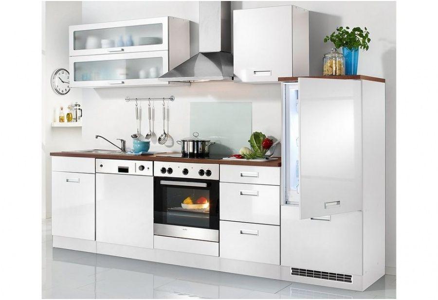 Küche 220 Cm Mit Elektrogeräten
