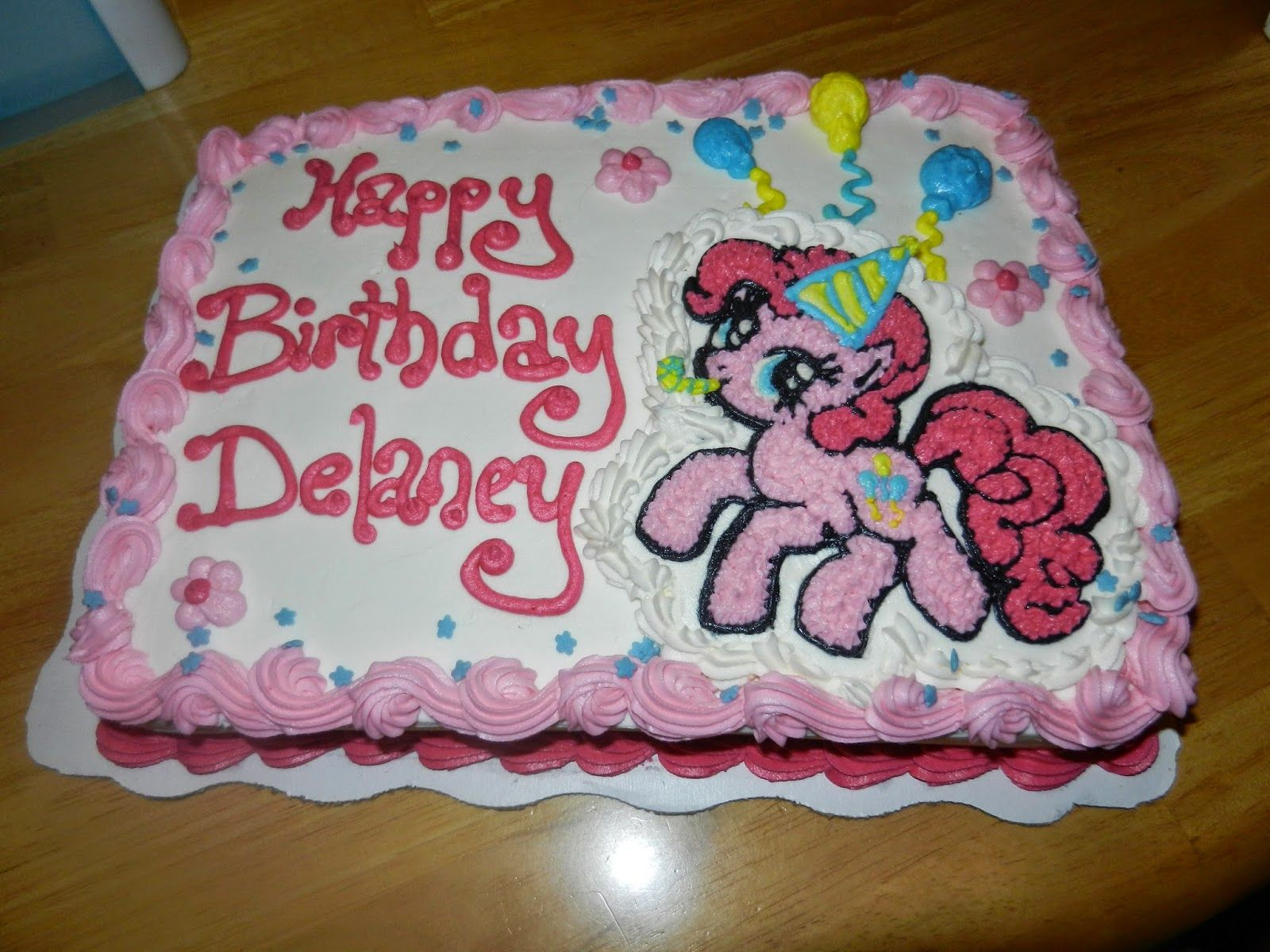 Rarity Cake