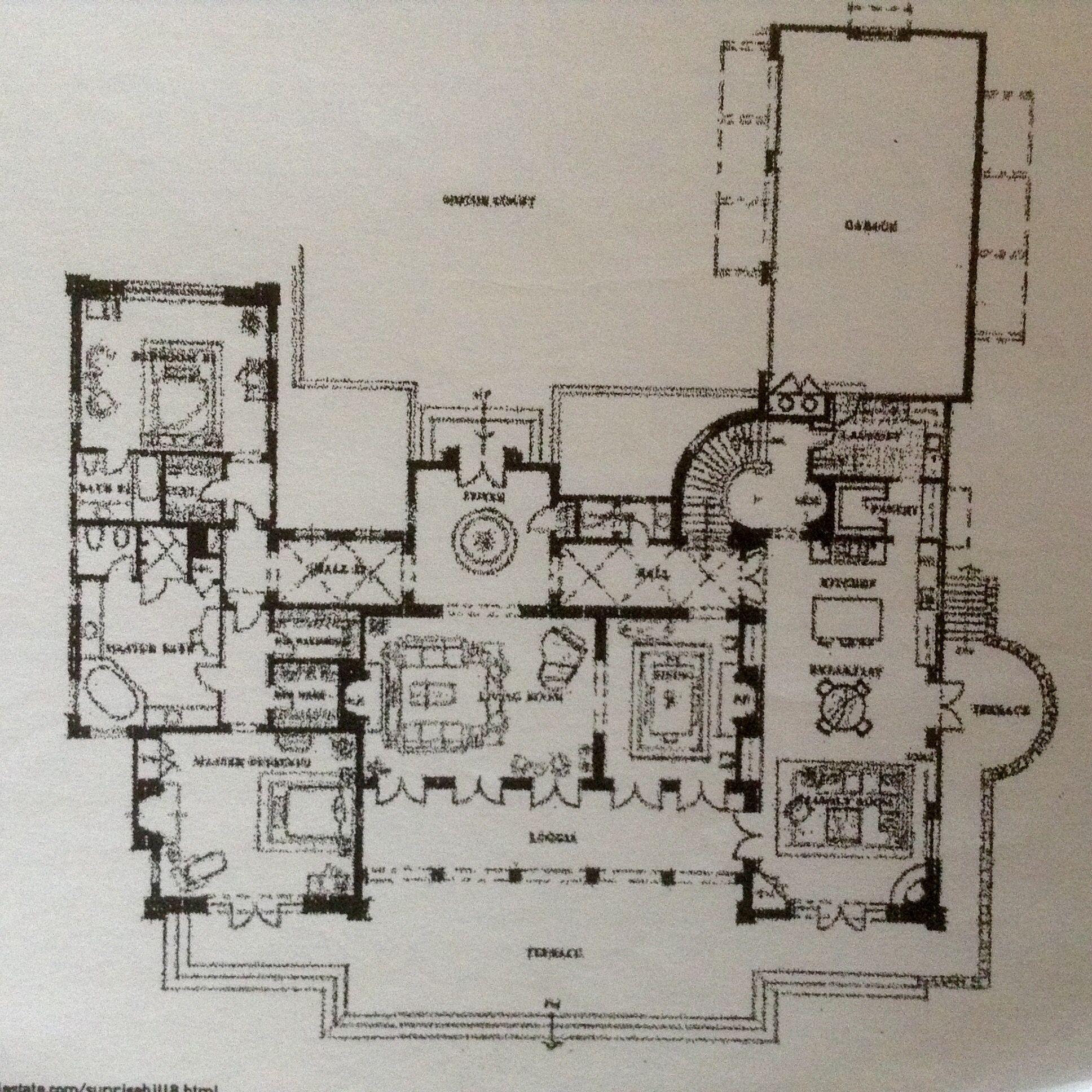 Mega Mansion House Plan Striking quotes House Designer kitchen