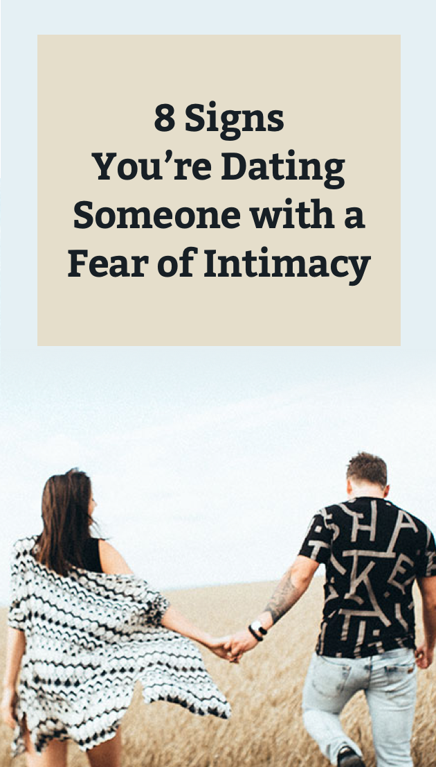 Intimacy in dating