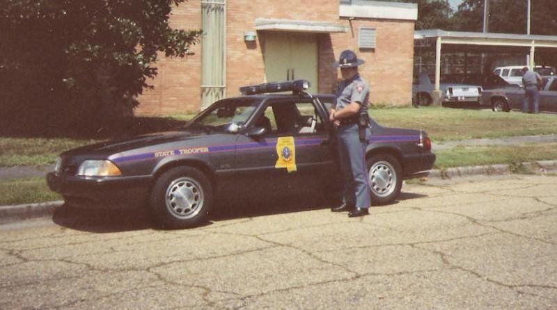 Mississippi State Police Mustang Ssp Police Cars Mississippi