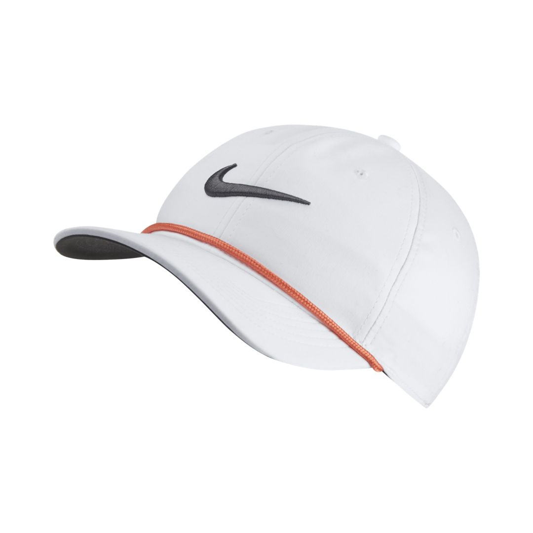 separation shoes bcacc dd93d Nike AeroBill Classic99 Golf Hat Size ONE SIZE (White)