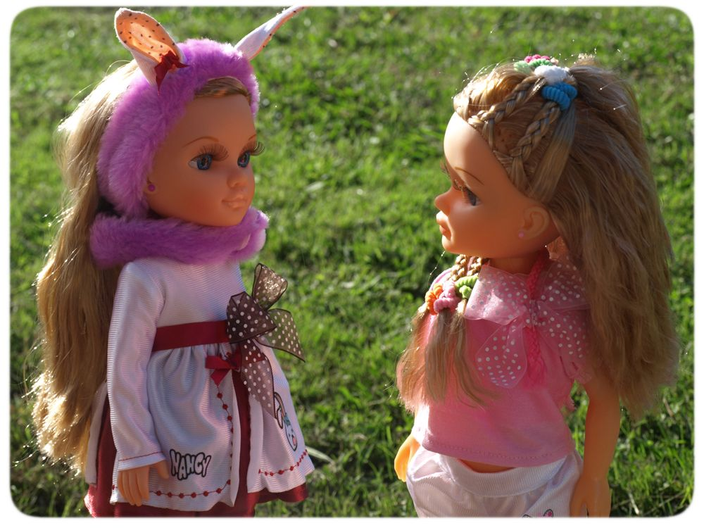 #Halloween party! #Nancy #dolls #muñecas #poupées #juguetes #toys #bonecas #bambole