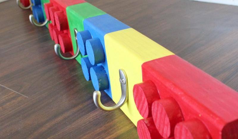Comment Fabriquer Un Porte Manteau Lego Lego