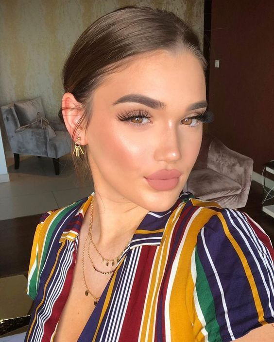 15 Natural Makeup Ideas For All Occasions - Bafbouf