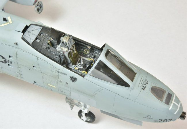 Gallery Image 5 Aircraft Modeling Scale Models A10 Warthog