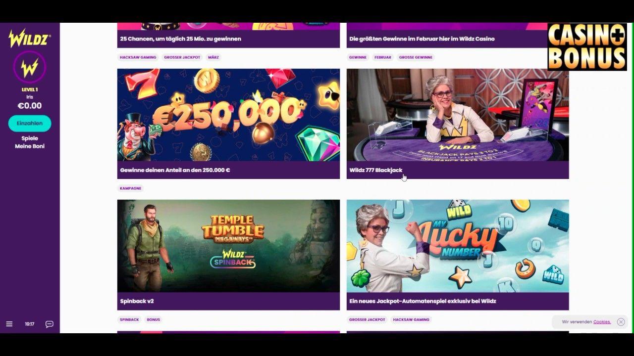 Internet Casinos Test