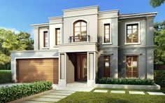 Provincial, New Home Designs - Metricon | A new design | Pinterest ...