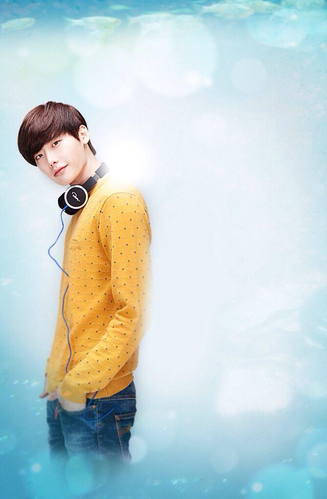 Lee Jung Suk as Park Soo Ha in I Hear Your Voice korean series
