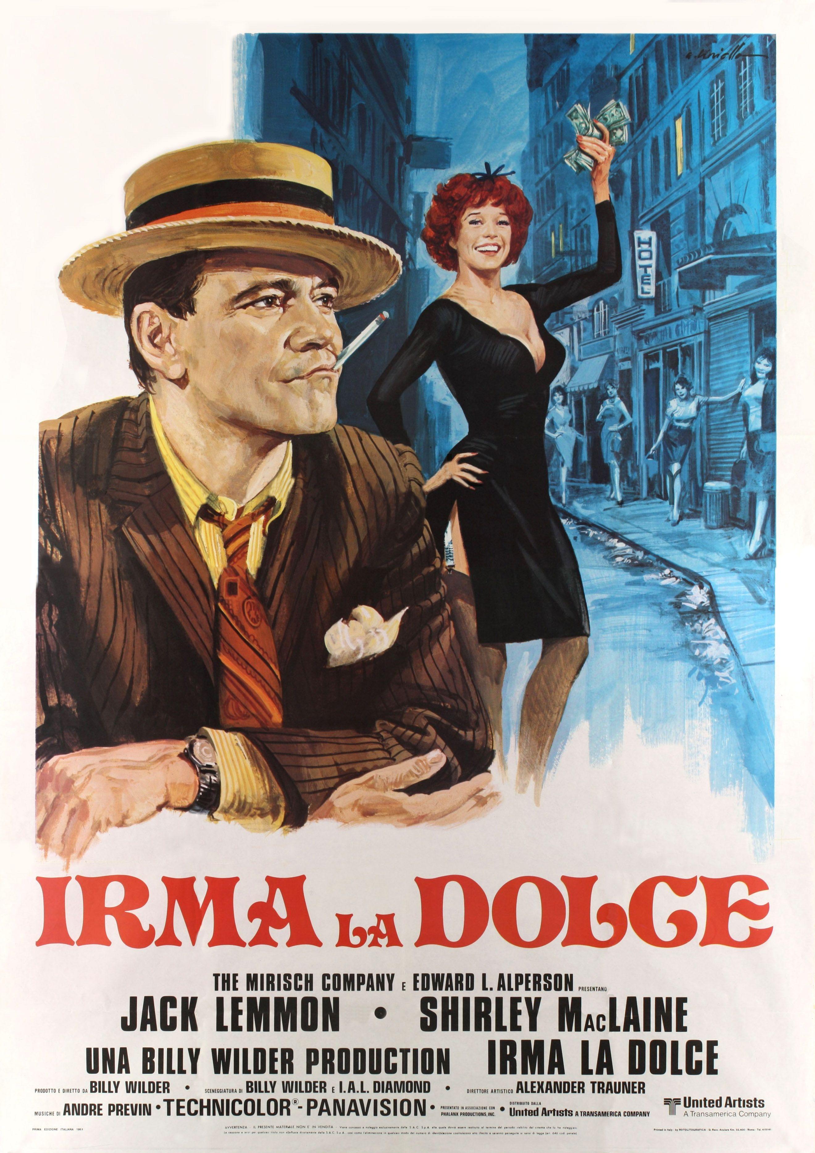 Irma la douce 1963 online dating