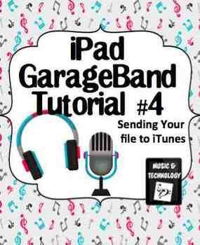 iPad GarageBand Tutorial 4 Sending Your Song to iTunes