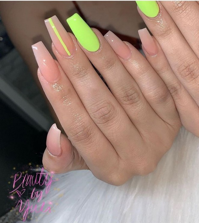 76+ acrylic nail designs of glamorous ladies of the summer season 90 » elroysto…