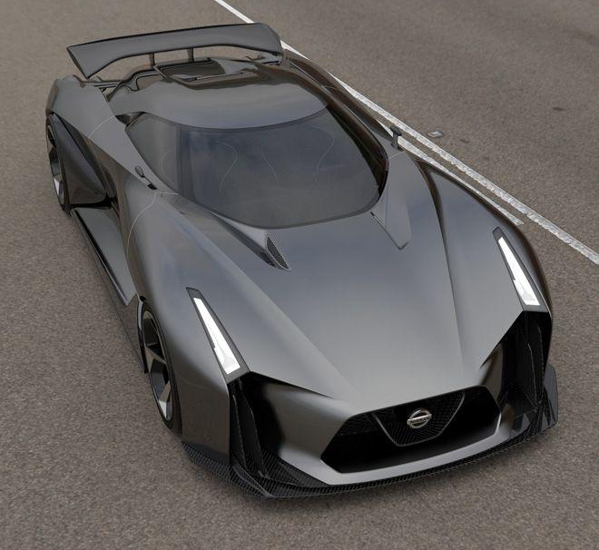 Nissan Concept 2020 Vision Gran Turismo Via Nissan Concept 2020 Vision Gran Turismo Zeutch Super Cars Dream Cars Nissan Gt R